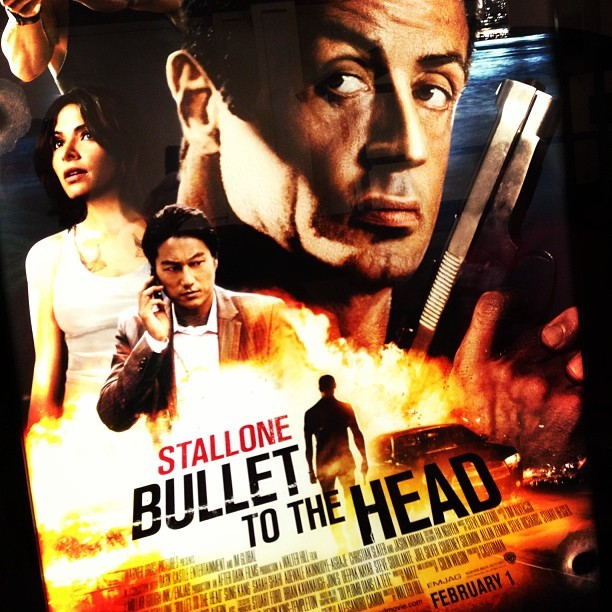 Image result for bullet to the head