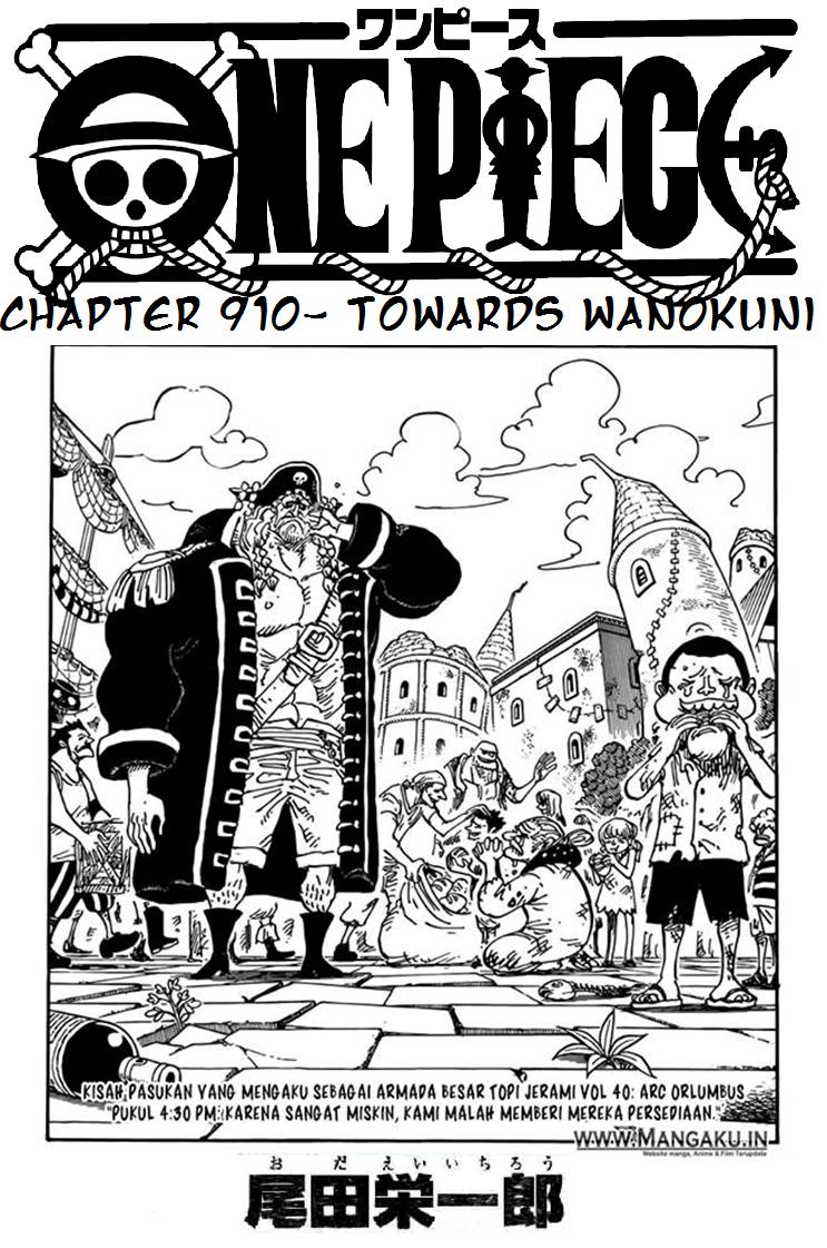Komik One Piece Bahasa Indonesia - KlikManga