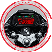 New Integrated Digital Panelmeter SONIC 150R SPESIAL EDITION 2018 Anisa Naga Mas Motor Klaten Dealer Asli Resmi Astra Honda Motor Klaten Boyolali Solo Jogja Wonogiri Sragen Karanganyar Magelang Jawa Tengah.