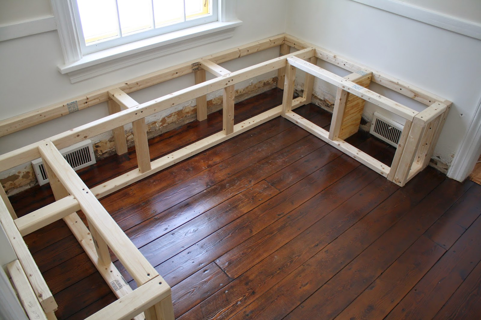 43 Spectacular How To Build A Nook Bench Dma Homes 88204