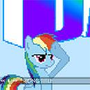 MLP Rainbow Dash Off
