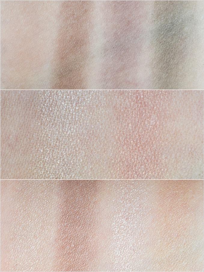 Catrice Limited Edition Dawid Tomaszewski, Eye und Face Palette, Pigmentierung