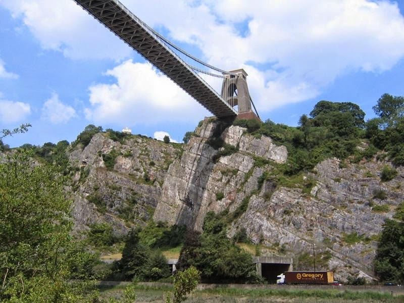 Clifton Suspension Bridge | An Awesome British Landmark
