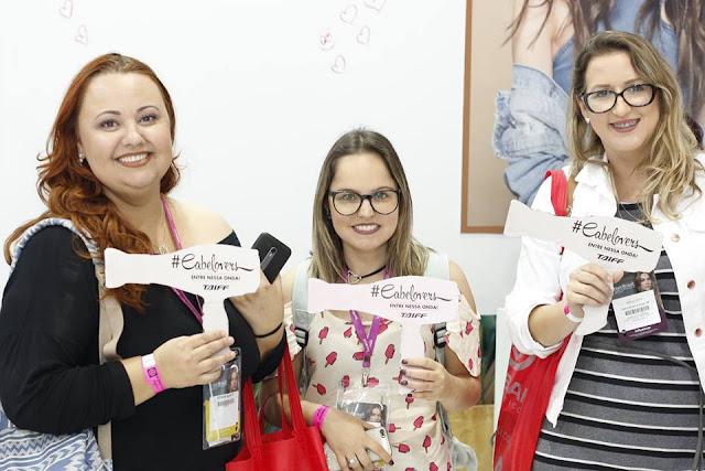 blogueiras de beleza em feira de são paulo