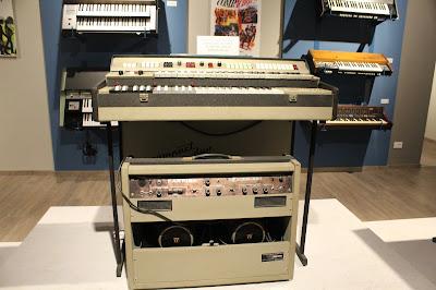 l'organo dei Led Zeppelin