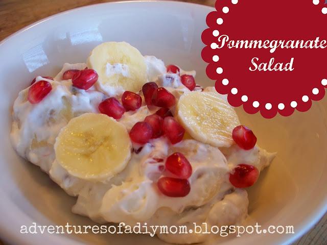 Pomegranate Salad Recipe