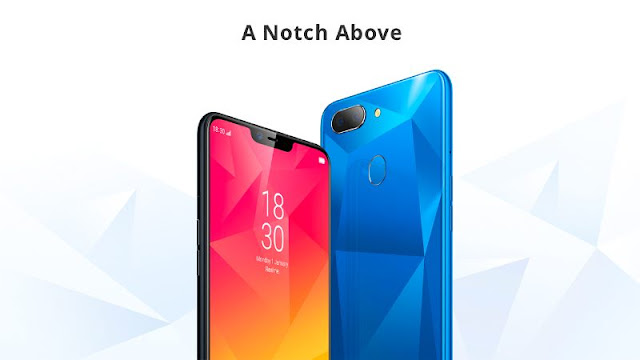 Realme C1 launches in India, equipped with 4,230 mAh battery and two rear camera
