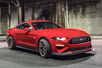 Ford Mustang GT Performance Pack Level 2 (2018) Front Side