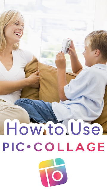 PicCollage is one of the best tools that you can use with your elementary students to do interesting and fun projects. Here is an idea of using PicCollage with your students: