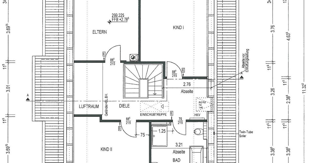 wir bauen unser h uschen mit heinz von heiden bauzeichnungen. Black Bedroom Furniture Sets. Home Design Ideas