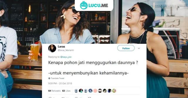 15 Meme 'Tebak-Tebakan Garing' yang Kocaknya Receh Parah