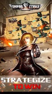 Empire Strike Modern Warlords Apk Unlocked all item