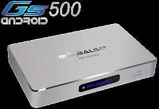GLOBALSAT GS500 - GS500 PLUS NOVA ATUALIZAÇÃO PLUGIN V2.0.57 - Gs500-sem-fundo