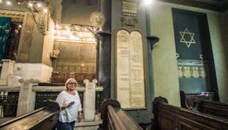 Egypt's Last Jews Aim To Keep Alive Heritage