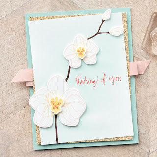 Stampin' Up! Climbing Orchid