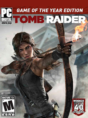Tomb Raider: Game Of The Year Edition PT-BR + CRACK PC Torrent