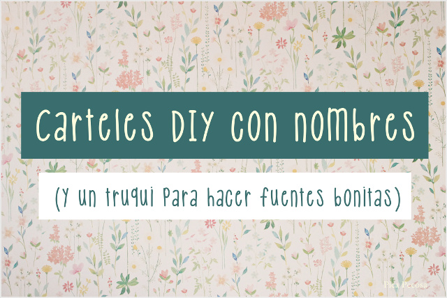como-hacer-cartel-nombre-bebe-tabla-materiales-reciclados-diy