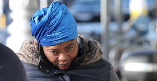 Image result for 51-year-old Jadesola Agbalade forwarded a child pornography clip which showed a child being raped, a Dublin court has heard. .