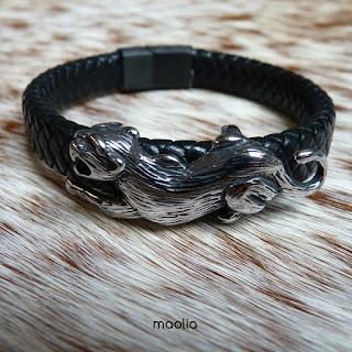 http://www.maolia.fr/bracelets/2828-bracelet-homme-cuir-tress%C3%A9-noir-l%C3%A9opard.html