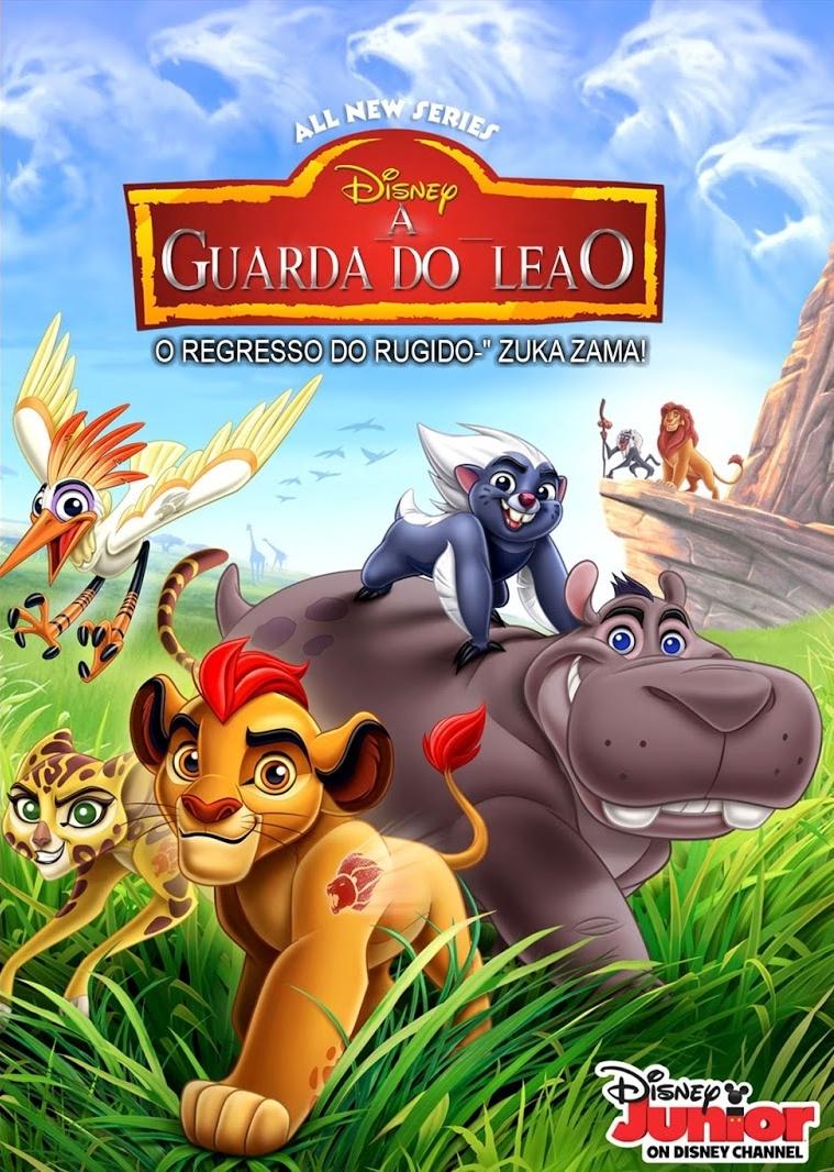 A Guarda do Leão – Um Novo Rugido – Full HD 1080p