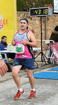 Atletismo Aranjuez - La Solana