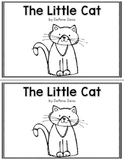 The Little Cat Freebie-First Grade and Fabulous