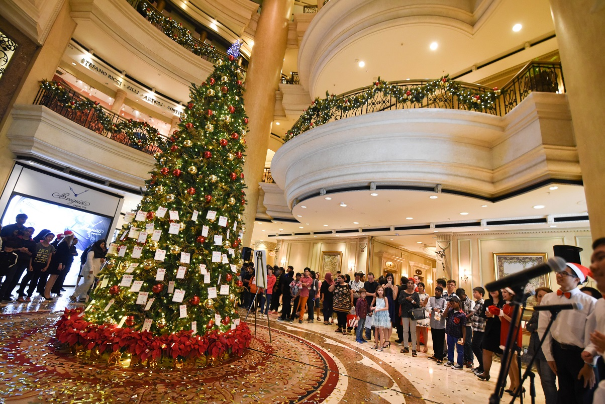 Goodyfoodies Toys For Tots Charity Campaign At Jw Marriott Kuala