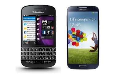 Anteriormente les mencionamos que el BlackBerry Q10 supero las ventas del Galaxy S4 en el Reino Unido, parece que otras áreas pueden estar teniendo ventas similares. Según Seeking Alpha, el BlackBerry Q10 está liderando los rankings en Francia, así, a pesar de haber estado disponible durante sólo dos semanas. SFR, una compañía de telecomunicaciones francesa que tiene más de 21 millones de clientes y ocupa los más dispositivos más vendidos en su página web (a diferencia de gratuito y Orange). SFR vende el Q10, iPhone 5 y el Galaxy S4 y tenido fuertes ventas a tan solo de tener el