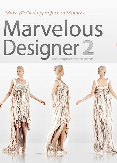 Free Software Marvelous Designer 2 Full Crack