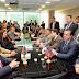 Lira reúne Bancada da Paraíba com Ministro da Integração e agenda reunião de Prefeitos paraibanos com Presidente Temer
