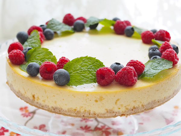 Se aito New York Cheesecake Summer Edition