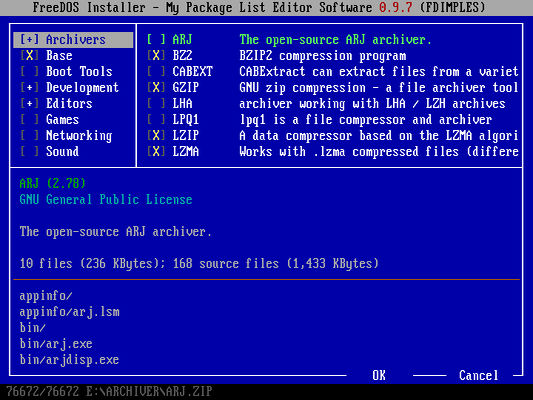 FREEDOS PACKET WINDOWS 7 DRIVER