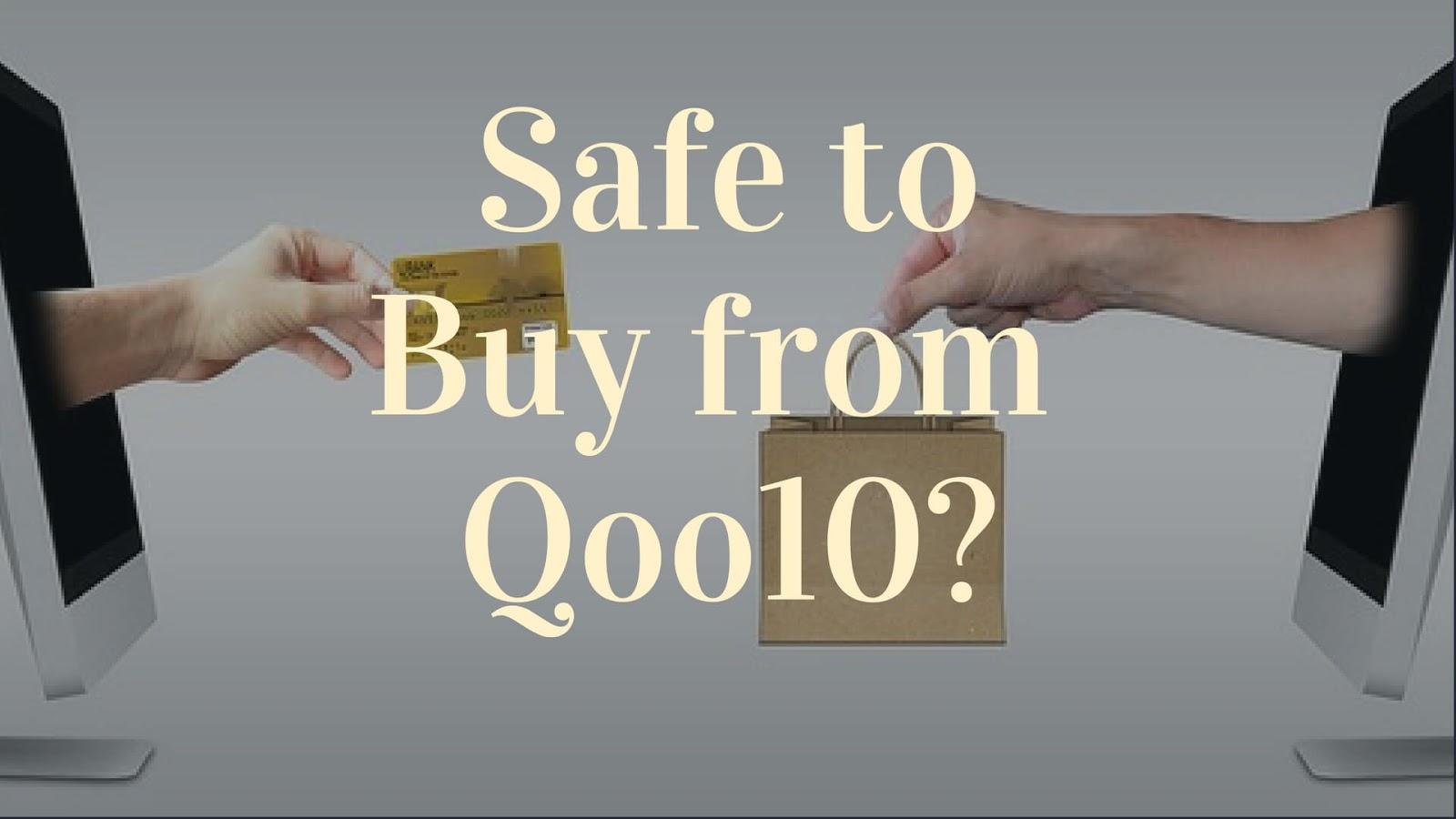 Qoo10 review