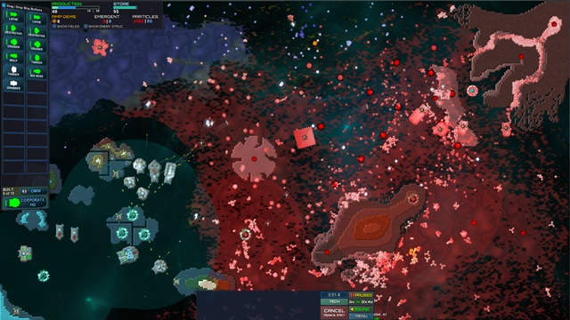Particle Fleet: Emergence PC Full