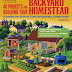 Book : 40 Projects for Building Your Backyard Homestead