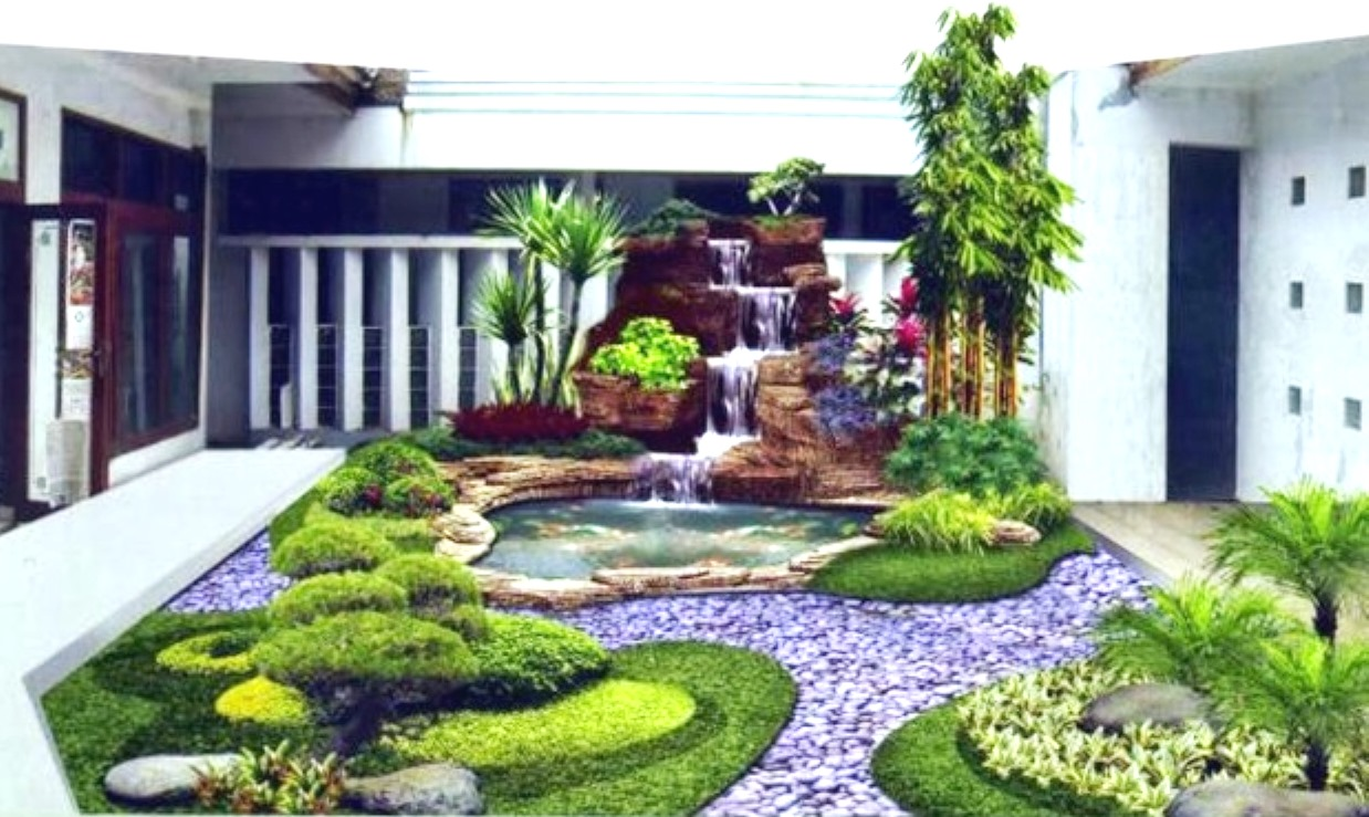 El jard n minimalista caracter sticas e ideas for Actividades en el jardin