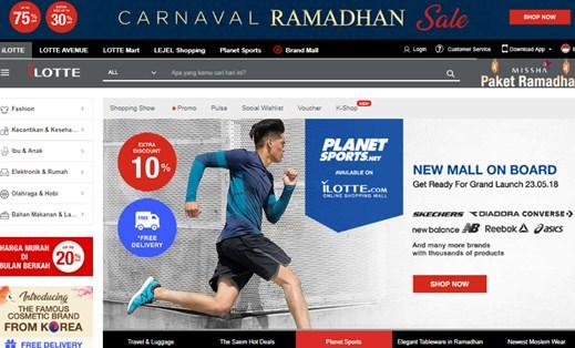 Ramadhan Sale iLotte