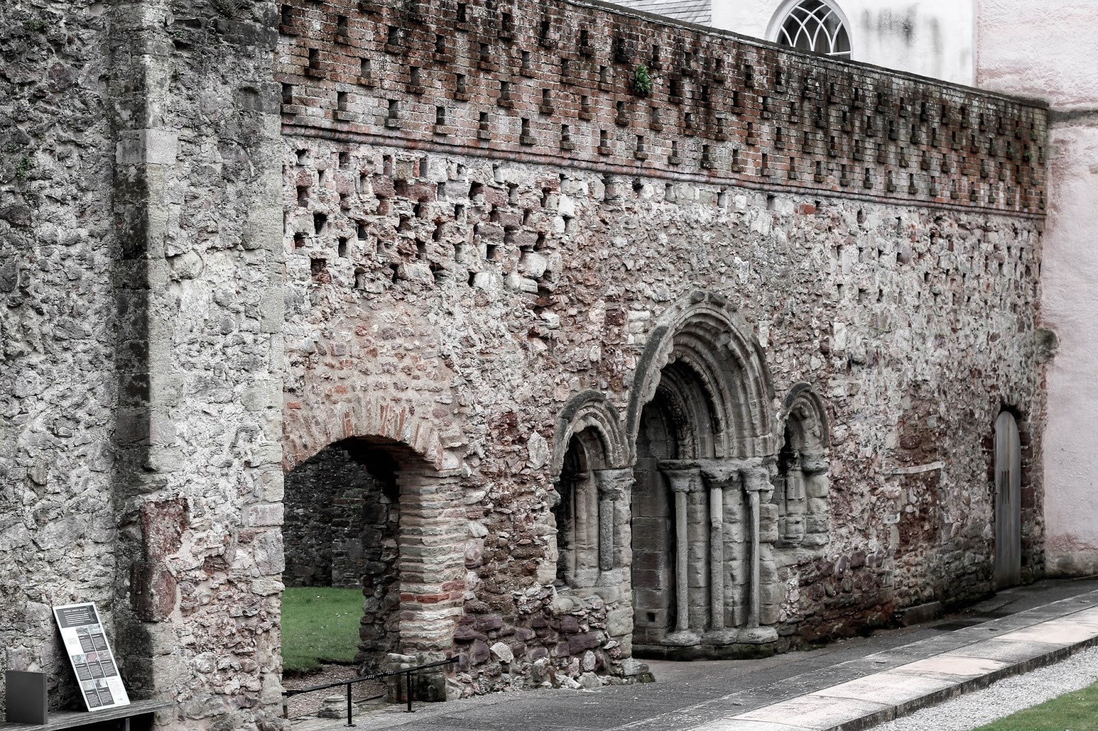 Torquay Torre Abbey Ruins Photography