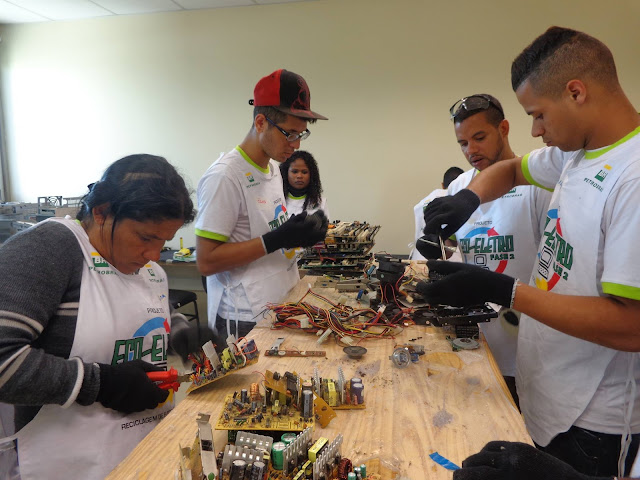 Projeto Eco-eletro