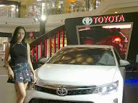 Toyota New Camry, Fitur Paling Lengkap Di Kelasnya