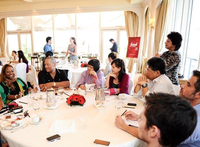 food network asia, neelys, luxury haven, singapore