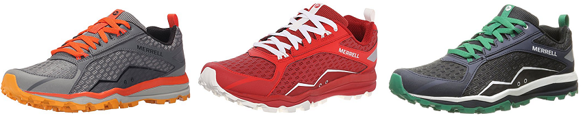 Merrell All Out Crush Trail Running Shoes $60 (reg $100)