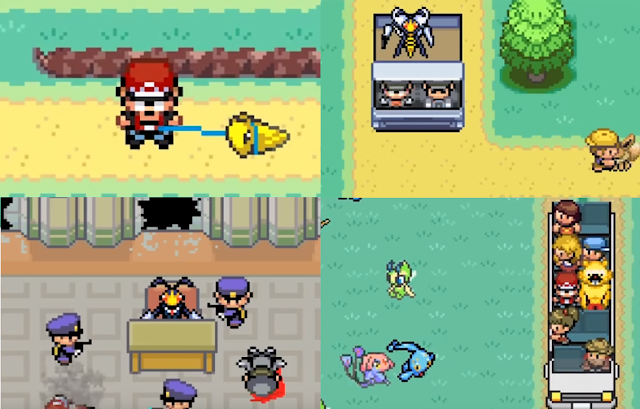 Pokemon Rusty gba