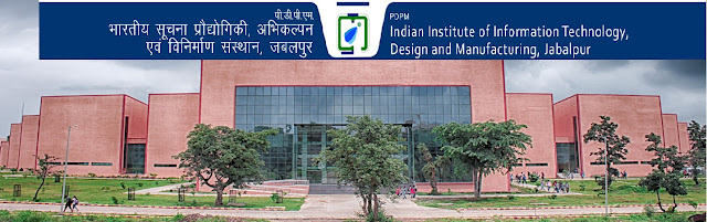 PDPM IIITDM Jabalpur
