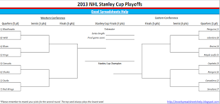 2013 nhl stanley cup playoffs printable bracket