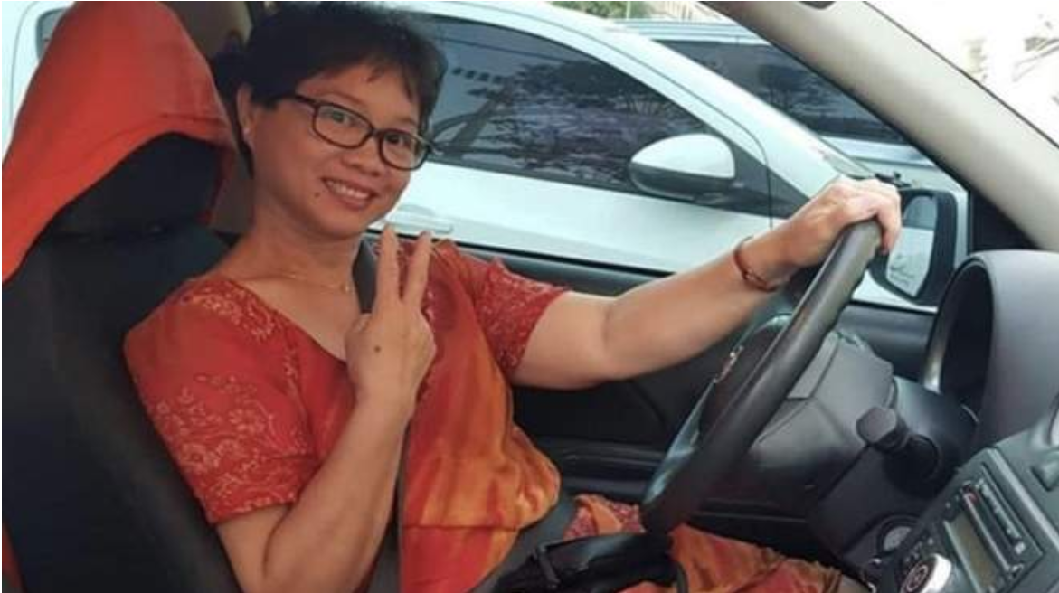 Pinay receives car from Abu Dhabi employers