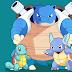 Pokédex: Família Squirtle