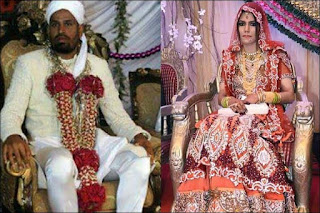 Yusuf Pathan Wedding Day