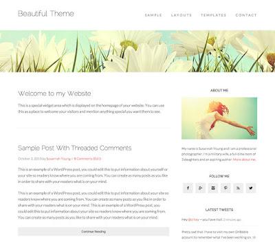Beautiful Pro Theme Child Theme - Genesis Framework - Studiopress Free Download