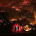 Kobaran Api di California Hingga Los Angeles, Apakah Azab Allah Atas Kesombongan Donald Trump?. Ini Faktanya...